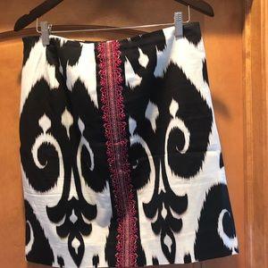 White House Black Market Size 8 Skirt
